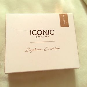 Iconic London Eyebrow Cushion